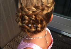 Flower Girl Hairstyles for toddlers Flower Girl Inspiration Loved by