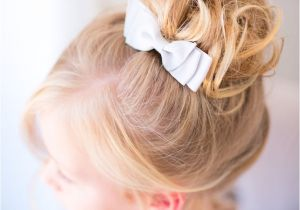 Flower Girl Hairstyles for toddlers Romantic Family oriented Paris Elopement In 2018