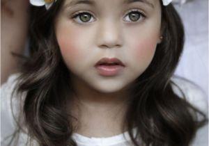 Flower Girl Hairstyles with Headband Aloha 3 Beautiful Babies Pinterest