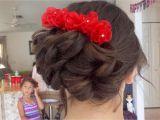 Flower Girl Long Hairstyles Wedding Hair for Flower Girl Luxury Flower Girl Hair Brown Hair