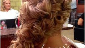 Formal Hairstyles Curls to the Side 206 Best Side Swept Romantic Updos Images