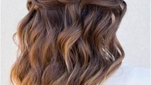 Formal Hairstyles Down for Medium Hair 100 Gorgeous Half Up Half Down Hairstyles Ideas