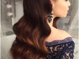 Formal Hairstyles Long Curly Hair Down 23 Most Stylish Home Ing Hairstyles Home Ing