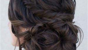 Formal Hairstyles Messy Bun Plait & Messy Bun Hair