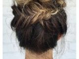 Formal Hairstyles Messy Bun with Braid 1000 Best Braids & Buns Images In 2019