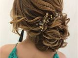 Formal Hairstyles Messy Updo Drop Dead Gorgeous Loose Updo Wedding Hairstyle for You to