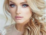 Formal Hairstyles On the Side Curly Prom Hairstyles for Very Long Hair