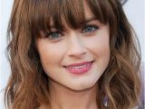 Formal Hairstyles Over One Shoulder 35 Best Hairstyles with Bangs S Of Celebrity Haircuts with Bangs