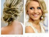 Formal Hairstyles Over One Shoulder Messy Loose Updo Hair Updo S