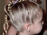 French Braid Hairstyles for Little Girls Little Girl's Hairstyles French Braid Twist Around