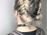 French Braid Hairstyles for Short Hair Braided Short Hairstyle because Girls Simply Just Like It