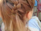 French Braid Hairstyles for Short Hair French Braid for Short Hair