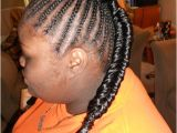 French Braid Hairstyles with Weave Hairstyles by Nadia Vissa Studios