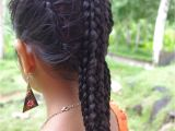 French Braid Hairstyles with Weave Micronesian Girl Basket Weave French Braids New