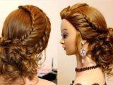French Braid with Bun Hairstyles 47 Fresh Easy Braid Updo Hairstyles