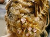 French Plait Hairstyles for Weddings 10 Best Bridal Hairstyles 2018