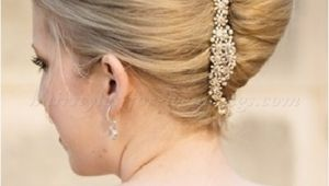 French Roll Hairstyle for Wedding Hair Styles French Twist Hair Style