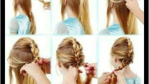 Frozen Hairstyles Design Elsa S Braid Cabello Pinterest