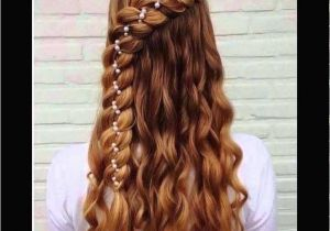 Full Hairstyles for Long Hair New Simple Hairstyles for Girls Luxury Winsome Easy Do It Yourself