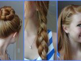 Fun and Easy Hairstyles for School 3 Simple Quick and Easy Back to School Hairstyles