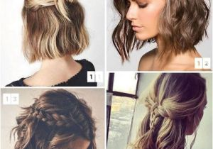 Fun and Easy Hairstyles for Short Hair Short Hair Ideas Styles & Accessories In 2018