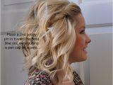 Fun Easy Hairstyles for Medium Length Hair Front Side Twist Hair Tutorial Fun & Easy Hair How to