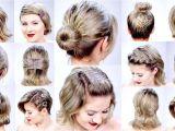 Fun Easy Hairstyles for Short Hair Easy Hairstyles for Short Hair Short and Cuts Hairstyles