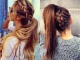 Fun Easy Ponytail Hairstyles Perfectly Easy Ponytail Hairstyles