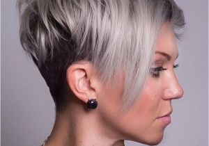 Funky Bob Haircuts 2018 2018 Popular Funky Short Haircuts for Round Faces