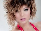 Funky Curly Short Hairstyles Funky Short Curly Hairstyles