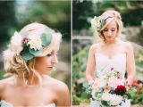 Garden Wedding Hairstyles Outdoor San Diego Garden Wedding Kelcee Jake