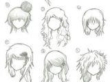Girl Hairstyles Manga 200 Best Anime Hair Images