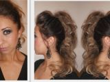 Going Out Easy Hairstyles Going Out Updo Hairstyles