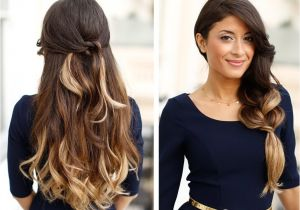 Good Easy Hairstyles for Long Hair 19 How to Style Long Hair In An Easy and Cute Way