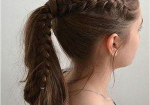 Good Easy Hairstyles for School De 25 Bedste Idéer Inden for Hairstyles for School På