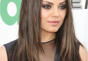 Good Hairstyles for Round Faces Female 35 Flattering Hairstyles for Round Faces