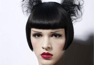 Goth Bob Haircut Hair Styles Short Gothic Hair Styles Pics