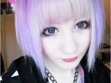 Goth Bob Haircut Pastel Goth Hair