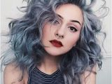 Goth Hairstyles for Curly Hair 25 Punk Hairstyles for Curly Hair