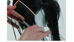 Graduated Bob Haircut Step by Step How to Cut A Graduated Haircut Step by Step