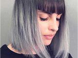 Gray Bob Haircuts Short Grey Hair Pics Short Hairstyles 2017 2018