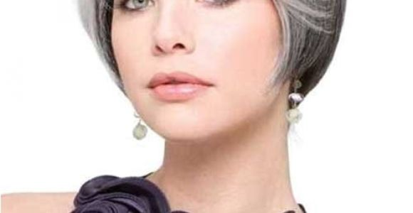 Gray Hair Bob Haircuts 14 Short Hairstyles for Gray Hair