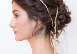 Grecian Hairstyles for Wedding 20 Breezy Beach Wedding Hairstyles