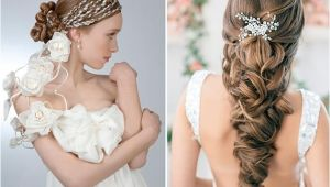 Grecian Wedding Hairstyles Romantic Greek Goddess Bridal Hairstyles for Women