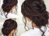Guest to A Wedding Hairstyles Half Updo Braids Chongos Updo Wedding Hairstyles