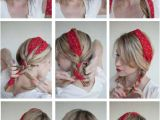 Gym Hairstyles Bandana 16 Beautiful Hairstyles with Scarf and Bandanna