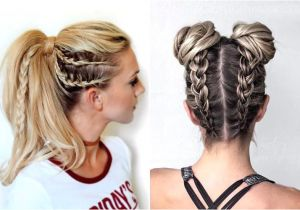 Gym Hairstyles for Extensions 15 Sporty Hairstyles that Will Make You Stand Out
