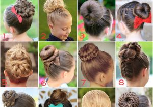 Gym Hairstyles for Extensions Gymnastics Hairstyles for Petition Bun Edition In 2019