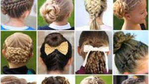 Gym Meet Hairstyles 260 Best Gymnastics Hairstyles Images On Pinterest In 2019