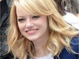 Hair Styles for Round Face Bangs 35 Flattering Hairstyles for Round Faces